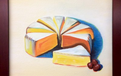 Cheese, Please (Thiebaud Tribute)